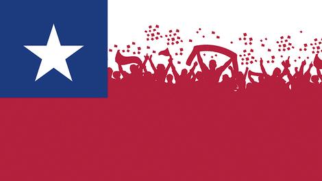 ¡Viva Chile, mierda!