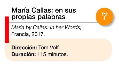 La Soprano Que Daba La Nota María Callas En Sus