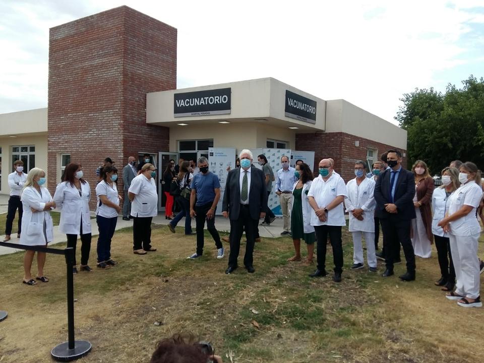ARGENTINA: Empezó la vacunación contra el coronavirus