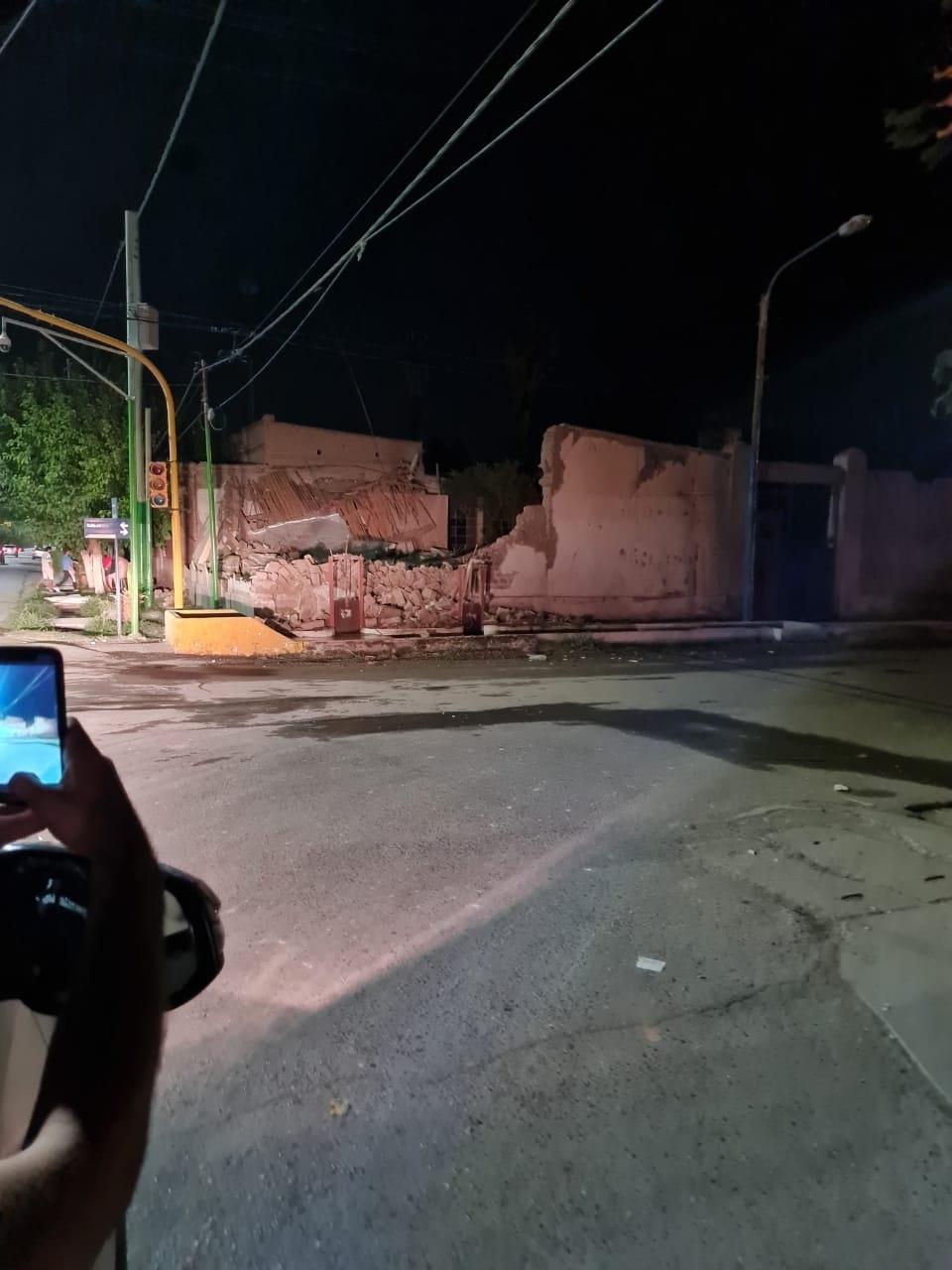 terremoto de 6.4 grados